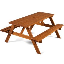 Durham 6 Seat 'A' Frame Picnic Table