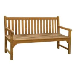 The Warwick (5ft) Three Person Teak Bench