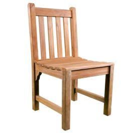 The Warwick Teak Side Chair