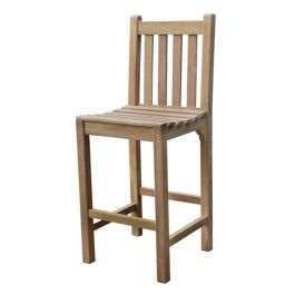 The Bar Set Teak Side Chair