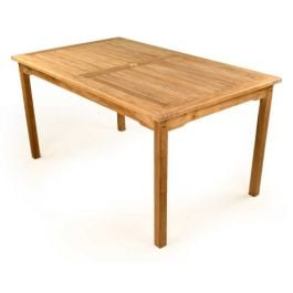 The Great Warwick Teak Table
