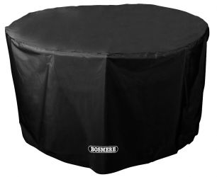 Circular Table Cover D128cm - 4/6 seat