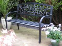 Jersey Steel Bench