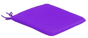 Plum Seat Cushion/Pad CC Range Pack of 2