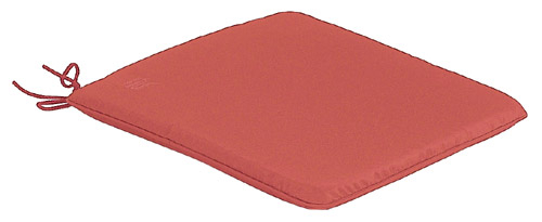 Sunset Terracotta Seat Cushion/Pad CC Range Pack of 2