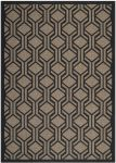 Catalonia Outdoor Rug Brown / Black (121 X 170 cm)