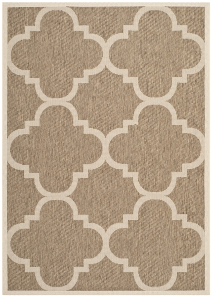 Mali Outdoor Rug Brown (160 X 231 cm)