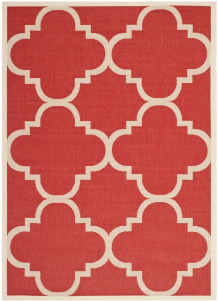 Mali Outdoor Rug Red (160 X 231 cm)