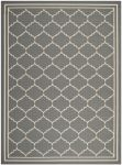 Chloe Outdoor Rug Grey / Beige (60 X 109 cm)