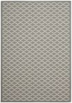 Gwen Outdoor Rug Anthracite / Beige (121 X 170 cm)