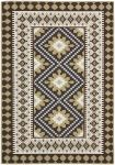 Ratia Outdoor Rug Chocolate / Green (121 X 170 cm)