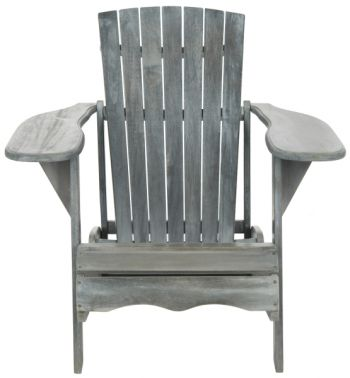 Mopani Chair Ash Grey