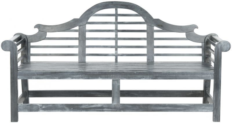 Khara Bench Ash Grey