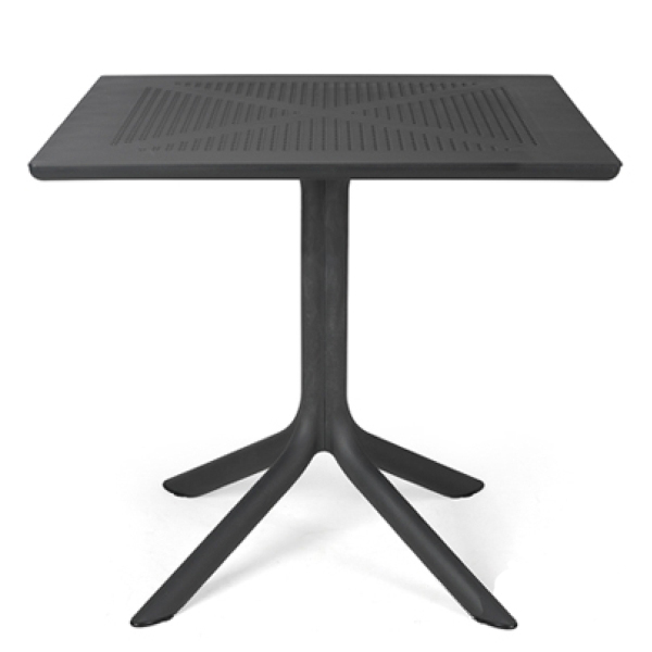 Clip Dining Table in Anthracite
