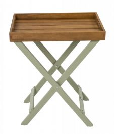 Norfolk Leisure Florenity Verdi Folding Butler Standing Tray
