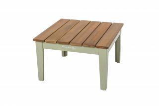 Florenity Verdi Eucalyptus Wood Side Table