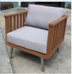 Sengl Sumpar Wood Sofa Chair