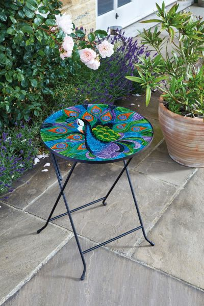 Smart Garden - Extra Large Peacock Table