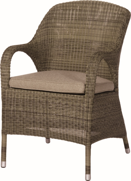 Sussex Dining Chair with Cushion