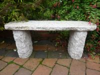 Worcester Bench 100cm L - Pink Granite Garden Furniture