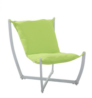Hammock Relaxer Chair in Green H85cm x W65cm