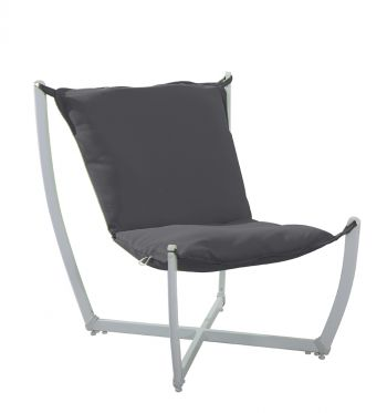 Hammock Relaxer Chair in Grey H85cm x W65cm