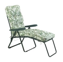 Deluxe Lounger - Cotswold Leaf