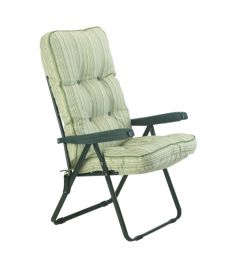 Deluxe Recliner - Cotswold Stripe