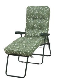 Deluxe Lounger - Country Green