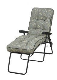 Deluxe Lounger - Country Teal