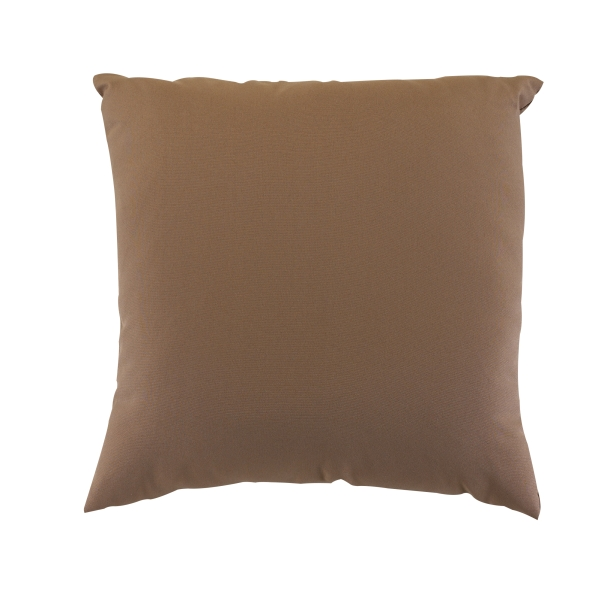 "Scatter Cushion 18""x18"" Mocha"