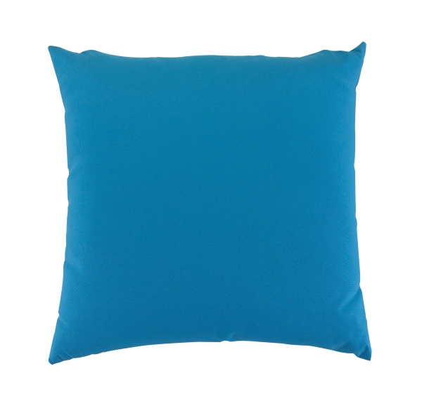 "Scatter Cushion 18""x18"" Turquiose"