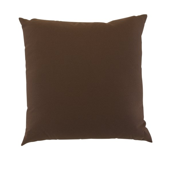"Scatter Cushion 18""x18"" Chocolate"