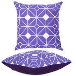 Purple Tangiers Scatter Cushion by Gardenista