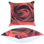 Red Rose Scatter Cushion by Gardenista