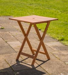 Bradfield Wooden Bistro Table - by Liz Frances™