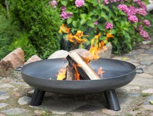 Norfolk Leisure 80cm Bali Fire Bowl