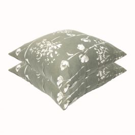 Renaissance Grey Outdoor Scatter Cushion 45x45cm - Pack Of 2