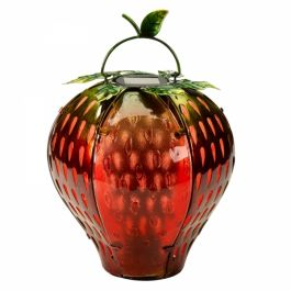 Smart Solar Funky Fruit Strawberry Lantern