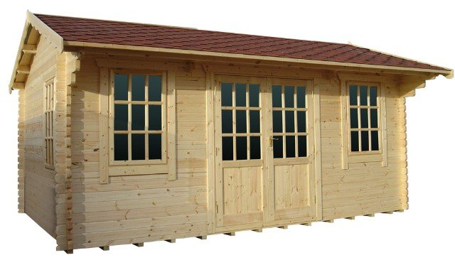 The Dalton Log Cabin 20x12