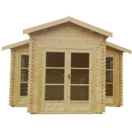The Sandringham Log Cabin 14x14