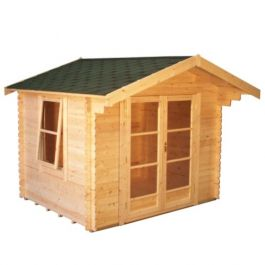 The Lotherton Log Cabin 8x8