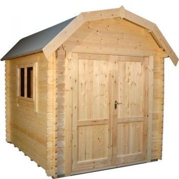 The Aldford Barn Log Cabin 14x8