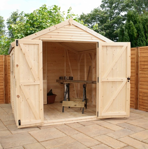 Mercia 10ft x 8ft Ultimate Shed