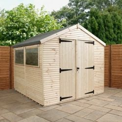 Mercia 12ft x 8ft Ultimate Shed