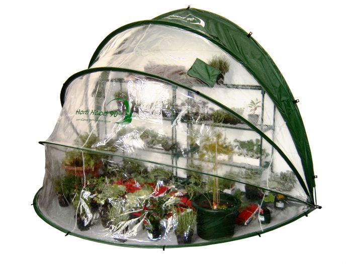 Horti Hood 90° Wall Mounted Foldable Garden Grow Dome