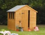 Forest Garden 8x6 Shiplap Apex Shed