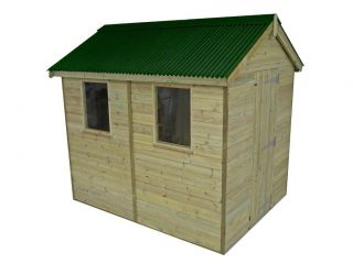 Onduline® Shed Roof Repair and Replacement Kit  8ft x 6ft