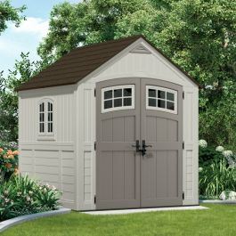 Apex Roof Garden Shed - 7ft x 7ft