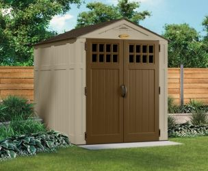 Apex Adlington Garden Shed - 6ft x 8ft